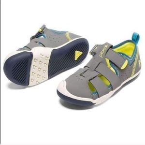 PLAE SAM 2.0 Gray Steel shoes 11.5